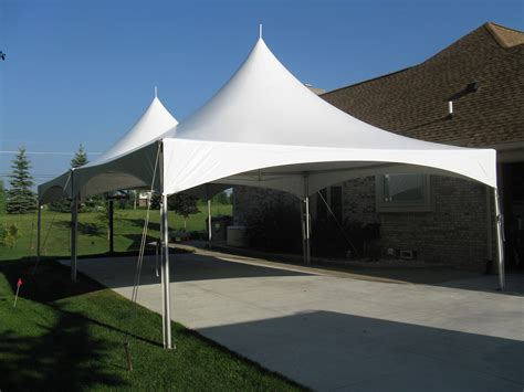Event Awnings by 20 X 40 Frame Tent