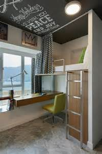Bunk Bed Hong Kong Shared Apartment For College Students With A High Dose Of Persona Cus Hong Kong Best Of