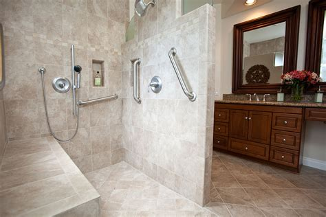 Universal Design Bathroom by Bathroom Remodel Spotlight The Headland Project One