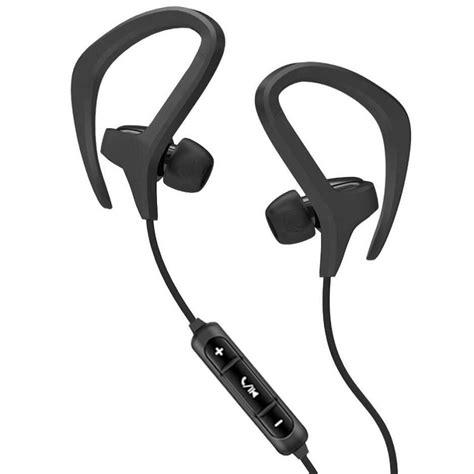 Sport Wireless Bluetooth Earphone Dengan Mic Bt 01 rez sport wireless bluetooth earphone dengan mic bx441 black jakartanotebook