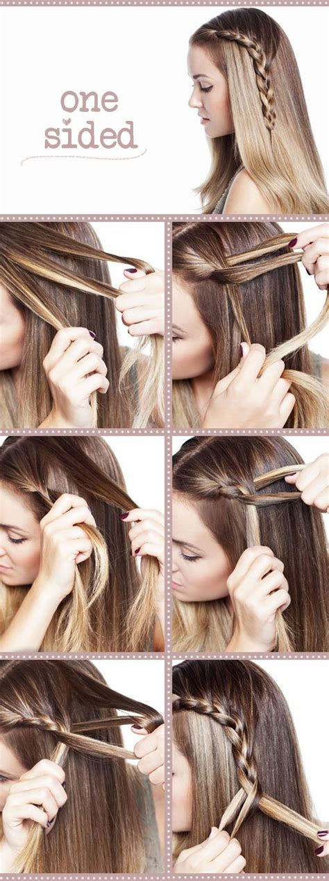 easy hairstyles method 18 easy step by step tutorials for perfect hairstyles