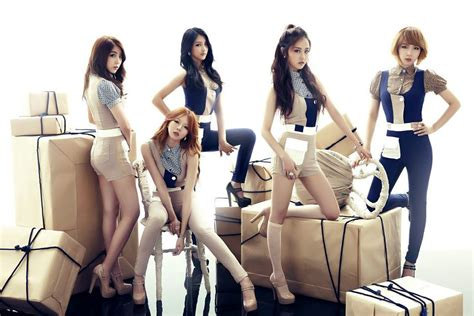 4minute drive fans crazy with sexy ceci pictorial 4minute photoshoot google search 4minute pinterest