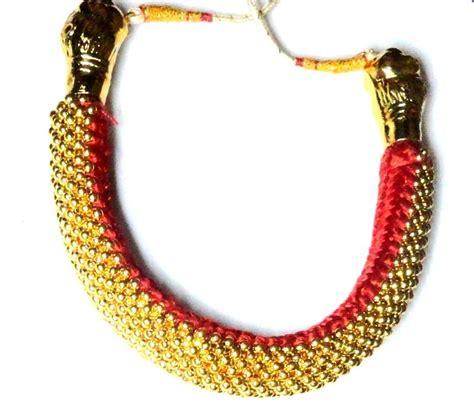 Bajuband Choker buy warjratik choker thushi traditional maharashtrian necklace bajuband