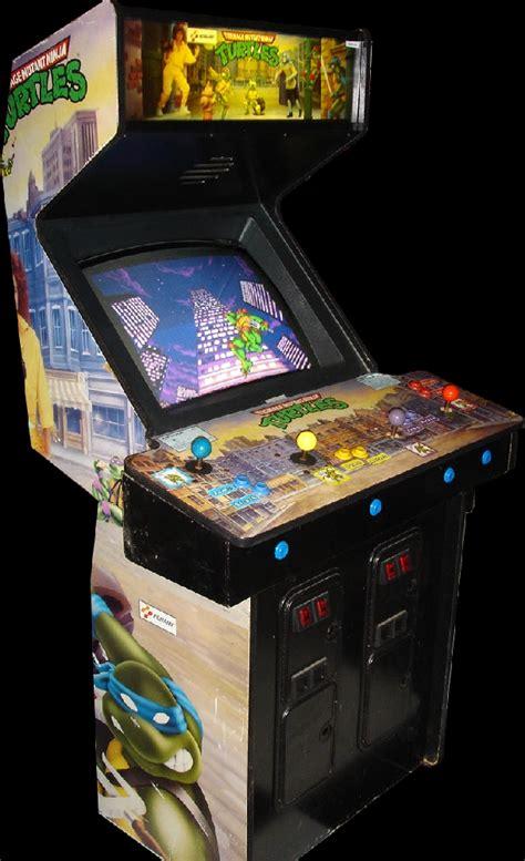 emuparadise arcade teenage mutant ninja turtles world 4 players version x rom