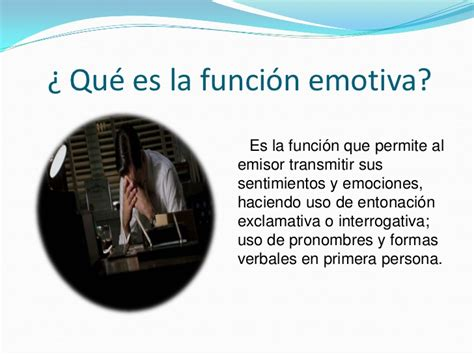 imagenes emotivas ejemplos funci 243 n emotiva