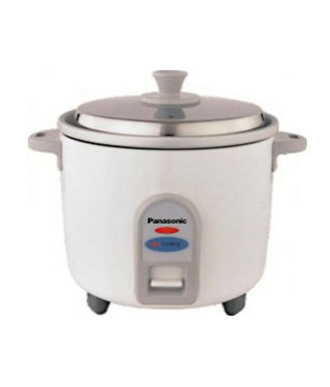 Rice Cooker 1l panasonic 1 l rice cooker sr wa10 price in india buy panasonic 1 l rice cooker sr wa10