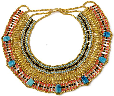 ancient egyptian cleopatra collar necklaces cleopatra necklace collar ancient egyptian queen costume