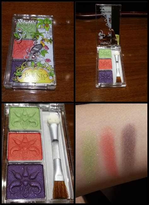 Eyeshadow Sariayu Borneo information about make up sariayu borneo b 01