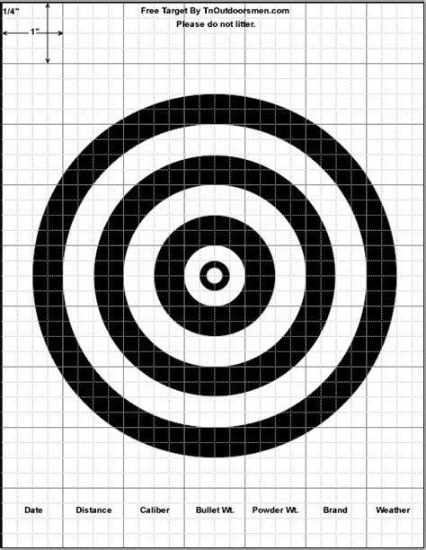 printable targets for iron sights 37 best ideas about shooting targets on pinterest
