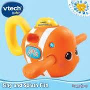 Diskon Vtech Sing And Splash Fish welcom to electricgemz the toys delivered in a flash