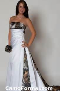 Camo Wedding Dresses 3137 Camo And Satin Bridal Gown Camouflage Prom Wedding Homecoming Formals