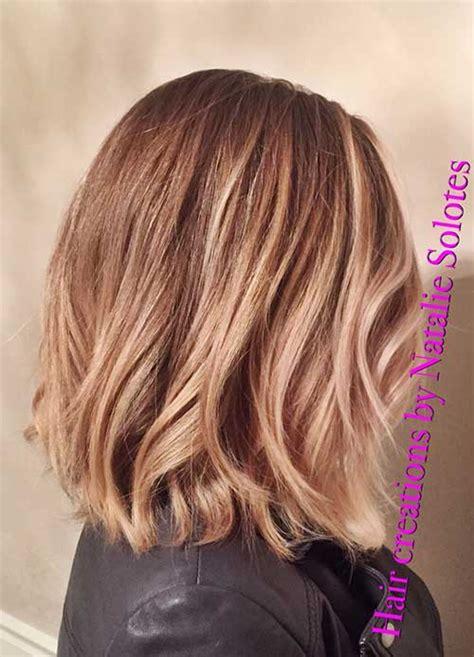 balayage blonde hair bob 15 balayage bob haircuts bob hairstyles 2017 short