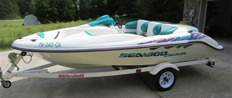 ski doo jet boat for sale sea doo challenger 1996 for sale for 2 800 boats from