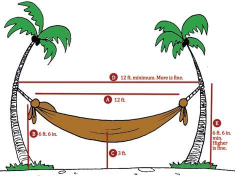Hammock Distance Between Trees patron hammock lazy bandido hammocks