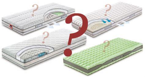 come deve essere un buon materasso come scegliere il materasso giusto