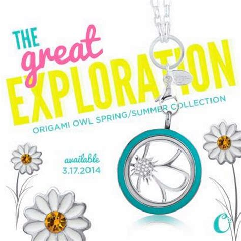 Origami Owl 2014 - origami owl summer collection 2014 origami owl at