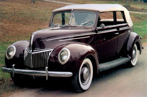 Ford Deluxe by 1939 Ford Deluxe Convertible Sedan Donze Restorations