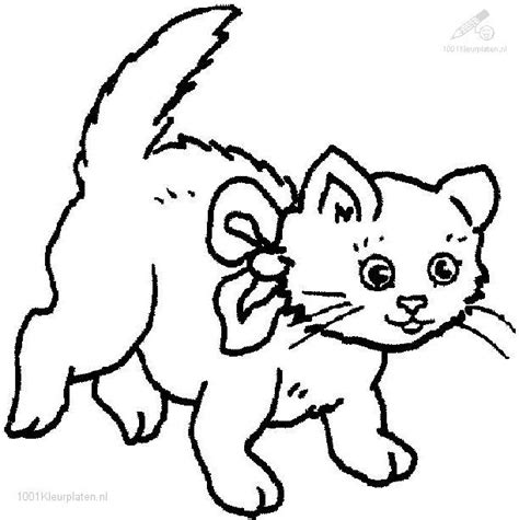 cat coloring page pdf free coloring pages of e kittens