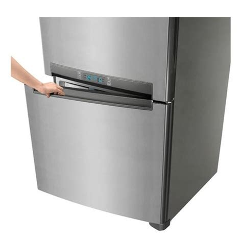 discontinued appliances samsung rb215acpn 20 cu ft bottom freezer refrigerator in