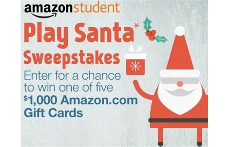 Free 1000 Amazon Gift Card - win 1 000 amazon gift card
