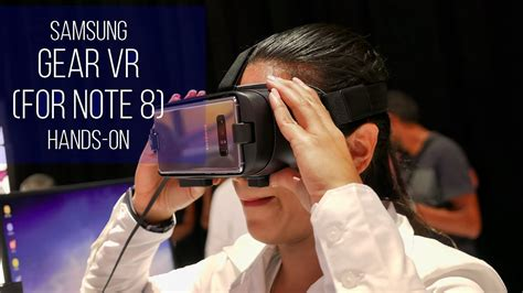 Vr Samsung Note 8 samsung gear vr for note 8 on