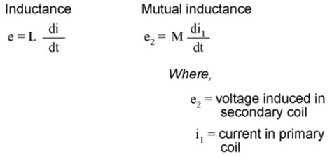 what is the inductance l of the primary of a transformer what is the inductance l of the primary of a transformer 28 images relation between