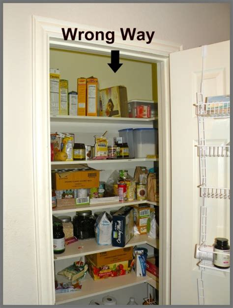 how to organize pantry how not to organize a pantry