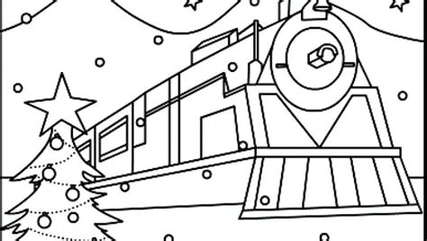 polar express coloring pages polar express santa page coloring pages