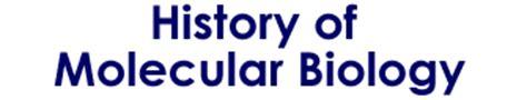 Bioinvest History Of Molecular Biology