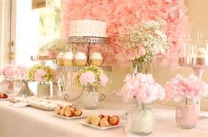 bridal shower dessert table bridal shower