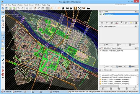 edit map java openstreetmap editor