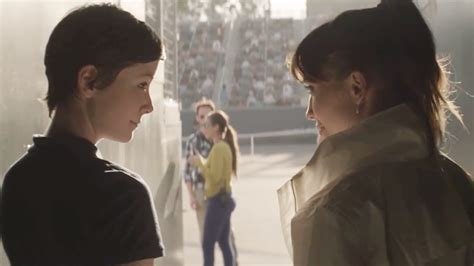 film love story this 8 minute ice cream ad with a lesbian love story and