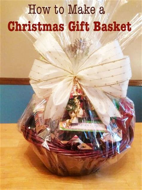17 best images about diy how to make a gift basket on