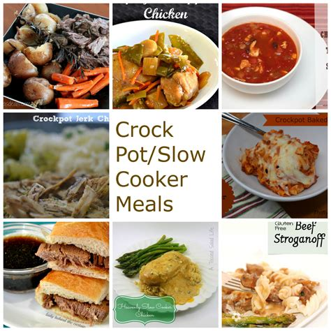 easy crock pot meals round up everyday southern living
