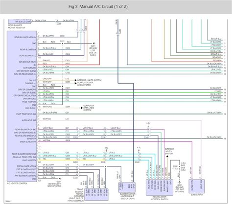 dodge ram troubleshooting air conditioning diagram html