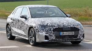 Audi S3 2020 by 2020 Audi S3 Ilk Kez Kamuflajlı Olarak G 246 R 252 Nt 252 Lendi