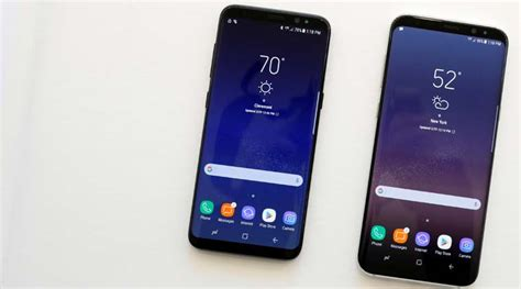 Samsung S8 Vs A8 Samsung Galaxy A8 2018 Vs Samsung Galaxy S8 The