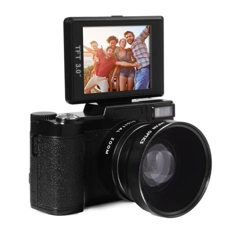 digital and camcorder 24mp digital fhd 1080p 3 quot lcd camcorder with