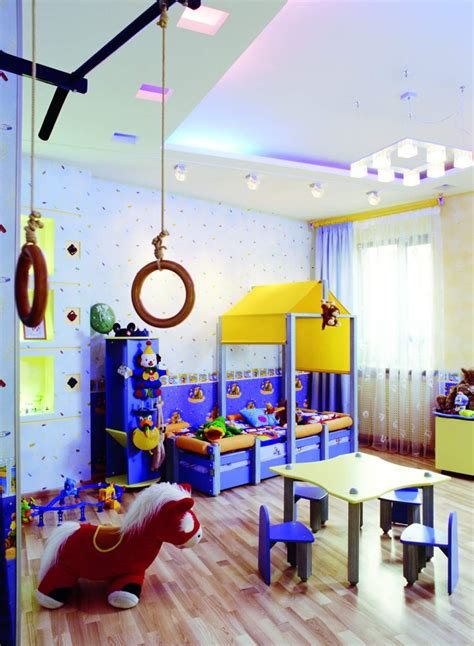 blue kids room design architecture interior design