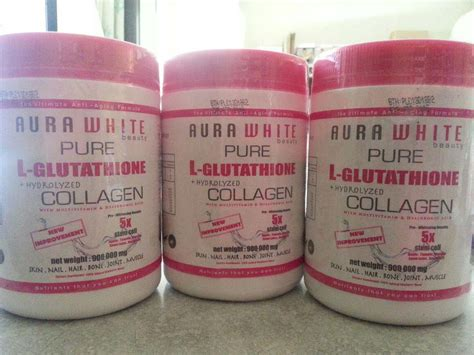 Aura White Collagen flames aura white glutathione collagen in africa