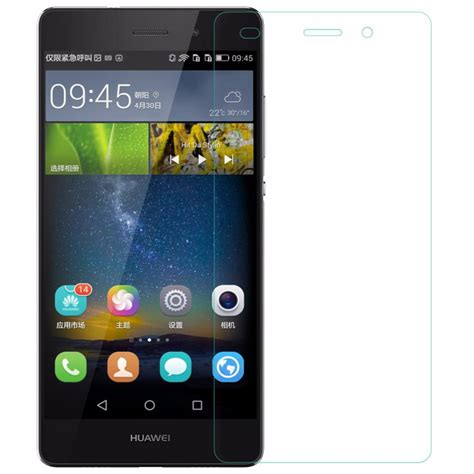 Premium Tempered Glass Protector For Huawei P8 Lite aliexpress buy 0 3mm premium tempered glass for