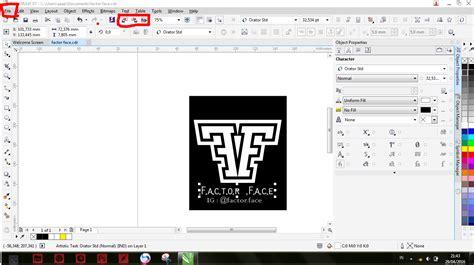 tutorial corel draw pemula pdf tutorial coreldraw adobe photoshop pemula export gambar