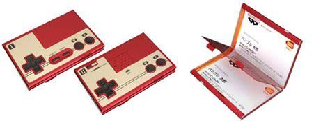 japan trend shop nintendo famicom japan trend shop famicom business card holder