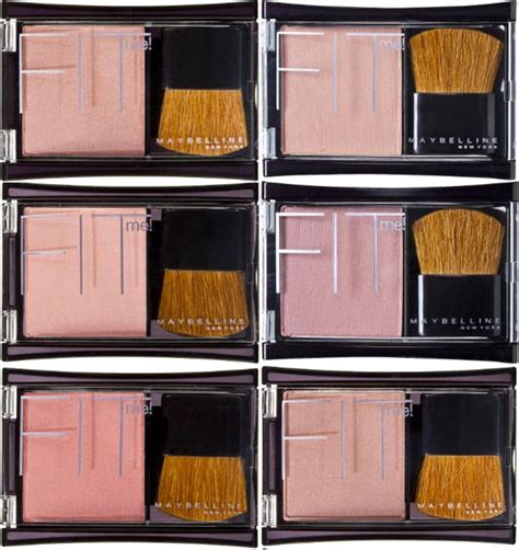 Blush On Maybelline Fit Me how well will the new maybelline fit me blushes fit you makeup and