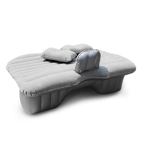 aerobed mini headboard inflatable beds coleman aerobed inflatable air bed with