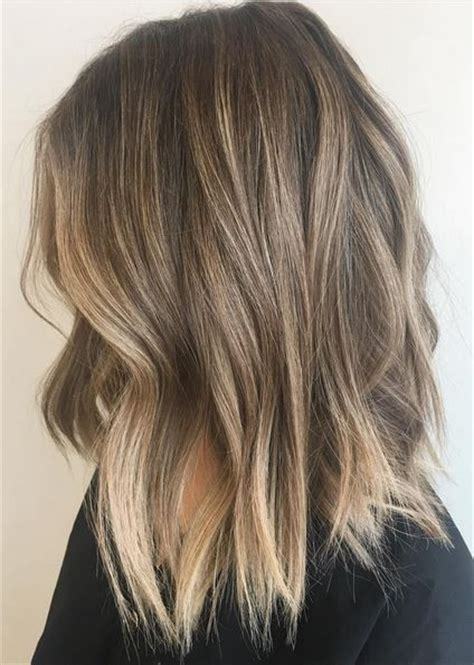 Trendy Haircuts Ideas Strawberry Bronde Balayage Bob By Kellymassiashair 10 Balayage Hair Styles For Medium Length Hair 2019 Freshen Up Your Look