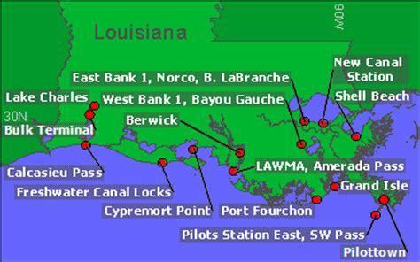 louisiana map beaches jyotika s tropical storms tropical isaac