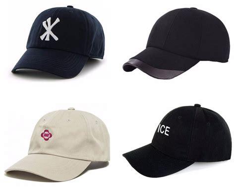wholesale cheap baseball with brim plain black