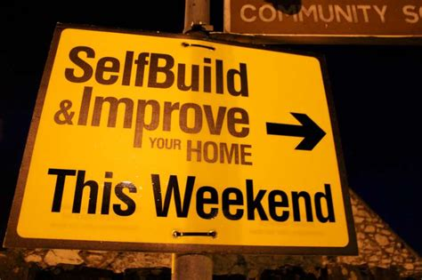 self build improve your home show at green glens this
