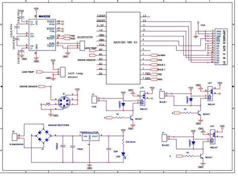 home lighting circuit design arduino based smart home automation circuit diagram